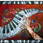 Piano Haiku x2